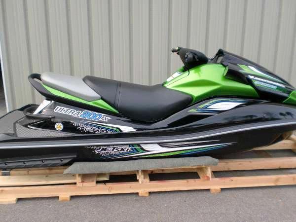 PROMO New 2013 Kawasaki Ultra 300X Power Sport Jet Ski Dealer