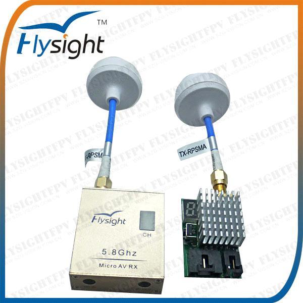 13144 32CH 5 8G 400mW Long Range Outdoor Wireless Audio Video Transmitter  5V Version Support Gopro