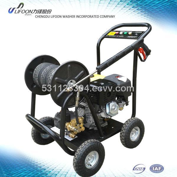 3600psi diesel engine jet cleaner, high pressure cleaner