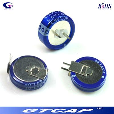 Activated carbon super capacitor 5 5V 0 1F 0 33F 0 47F 1F 1 5F 4F
