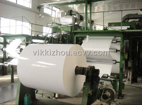 Automatic Glass Paper Coating Machine