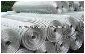Galvanized Welded Panel/Welded Wire Mesh Panel