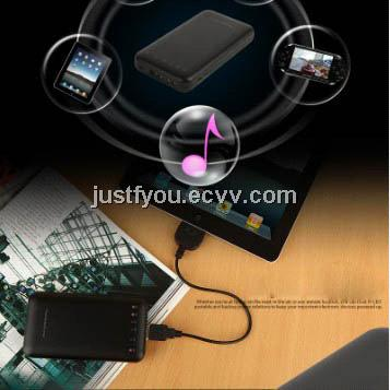 Good Quality 7200mah Portable Universal Cell Phone Mobile Power Supply with CE