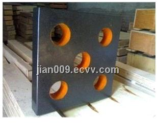 High precision granite marble master square from China