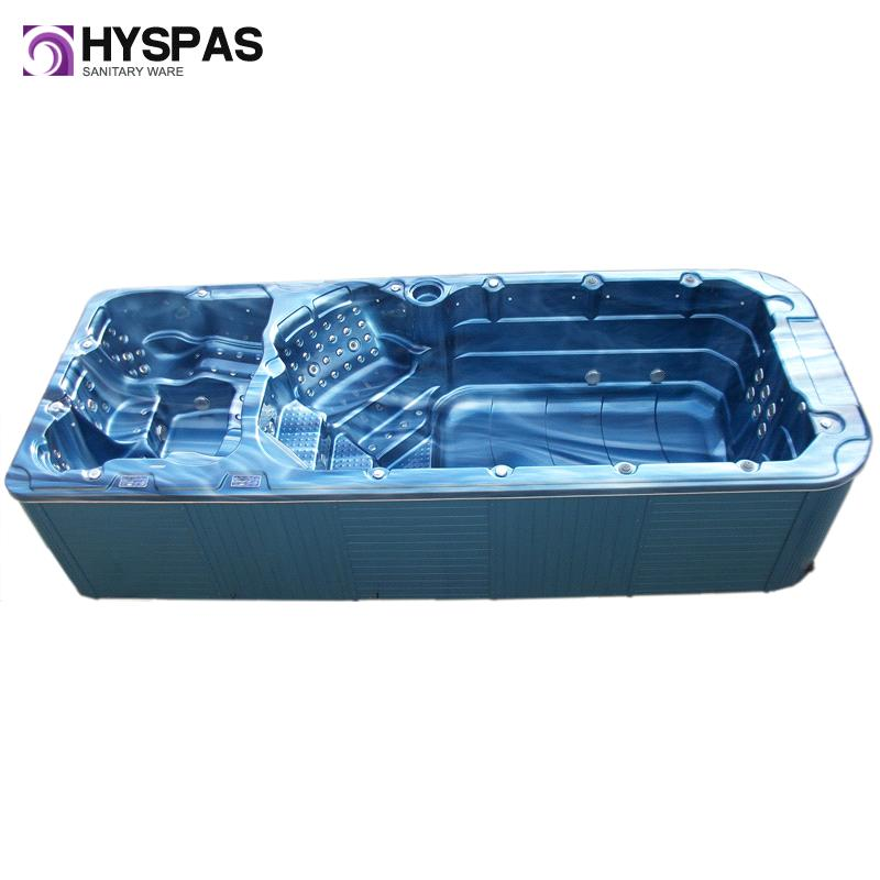 Hyspas Luxury Garden 6 Meter Outdoor Swim Jacuzzi Hot Tub SPA (HY ...