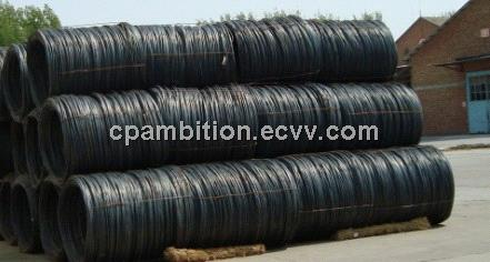 Low Carbon Steel Wire Rod