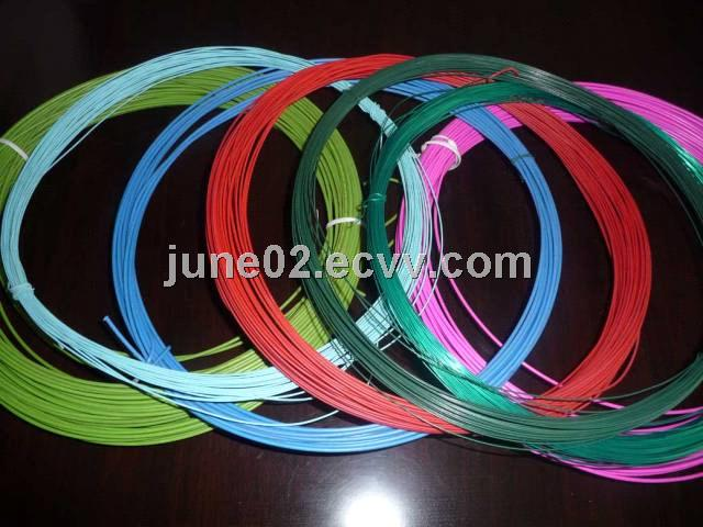 PVC Coated Iron Wire (20 years' factory)