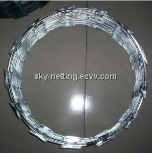 Stainless Steel razor Barbed Wire