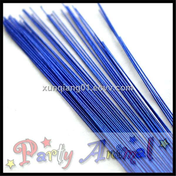 XQ metallic colore wire for craft cake decration