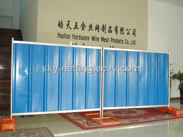 City Panel Colorbond Panel Fence Board Fence Colourbond Faced Hoarding