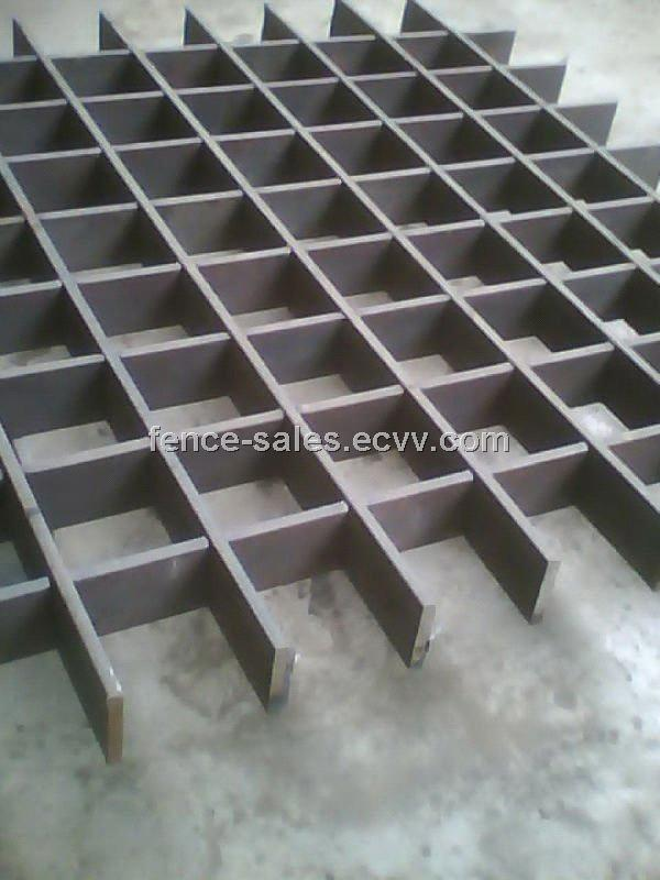 Galvanized Steel Grating Galvanized Floor Grating Bar