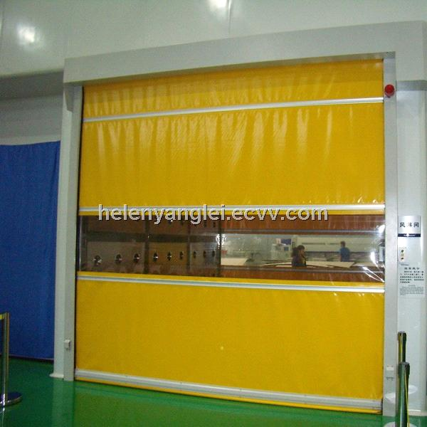 Industry Automatic Pvc Interior Roll Up Door Purchasing Souring