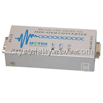 Industrial Level Optical Isolation RS-232 To RS-485/RS422 Converter/Solid State Relay