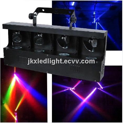 LED Scanner Light Four Mirror moving head light,led beam light for stage lighting show,wedding,disco