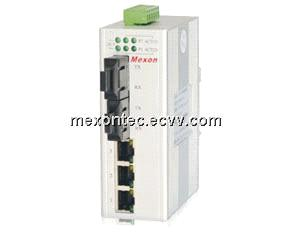 MIE-1205 5-Port 100M Industrial Ethernet Switch