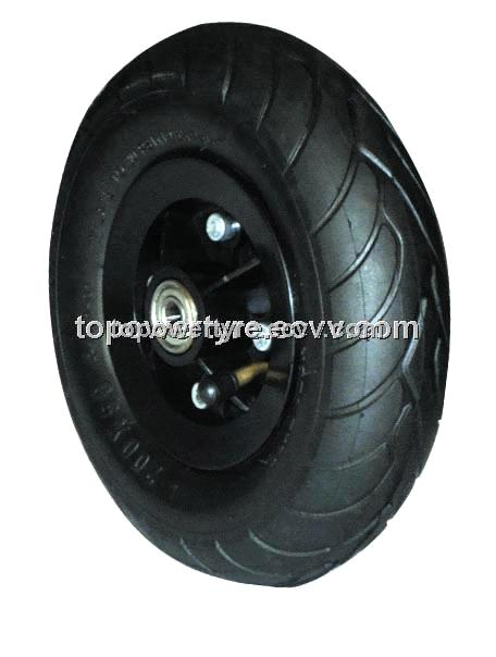 Multi-Purpose Small Rim Tires - PAHS Compliant
