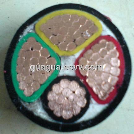 PVC Insulated Sheath Electrical Cable POWER CABLE