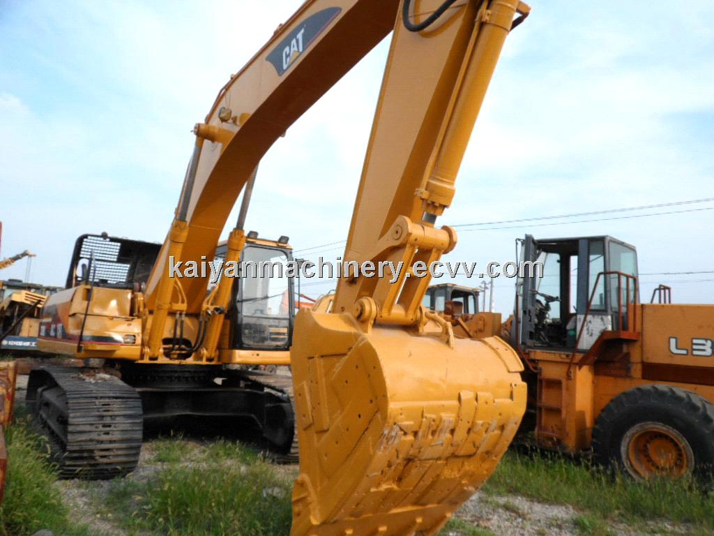 Used Caterpillar Crawler Excavator 330BL Original Japan