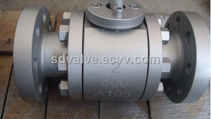 3-pc floating ball valve