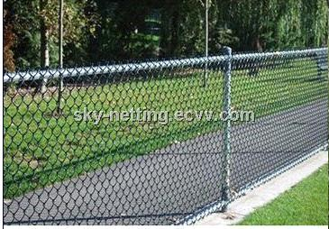 5 Foot Hot Dipped Galvanizedchain Link Fence