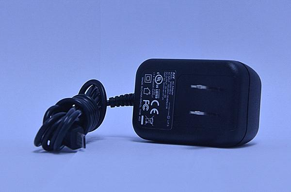 Black TPT AC Adapter for Amazon Kindle Fire (Model: MII050180-U)