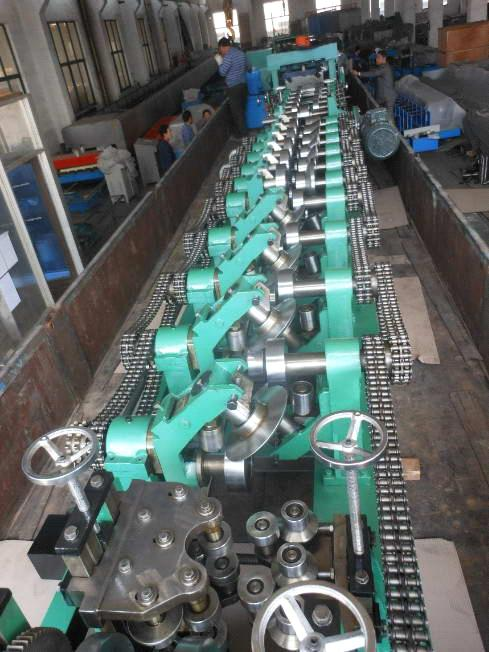 C,Z Purlin Roll Forming Machine
