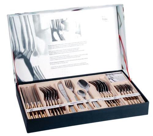 China Made Stainless Steel Cutlery Set with Gift Box