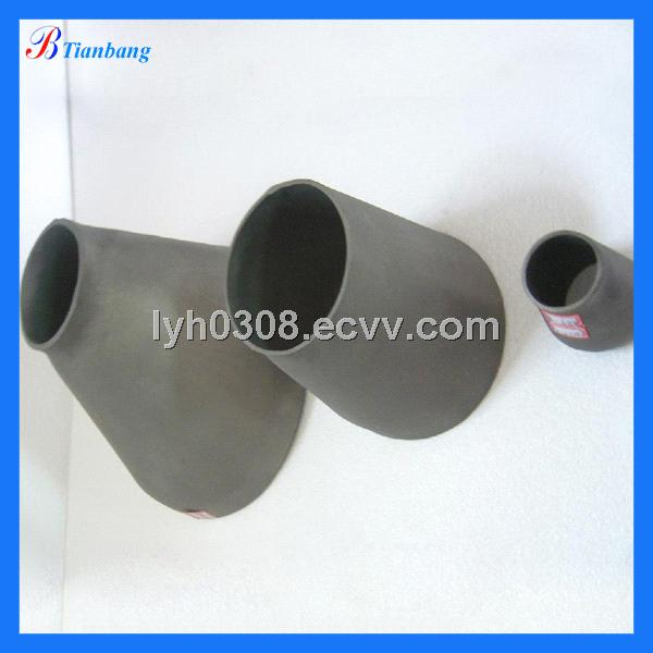 China Manufacture Excellent ASME B16 9 GR2 Pure/Ti Titanium Reducer For  Industrial use pipe fittings