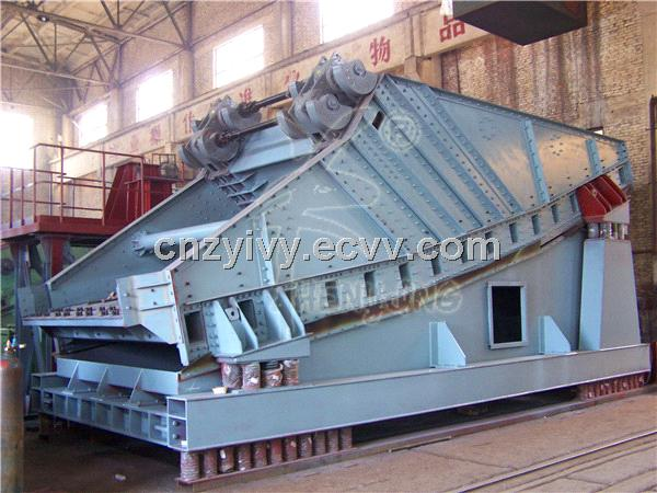 China Stainless Steel Mining Equipment Vibrating Screen