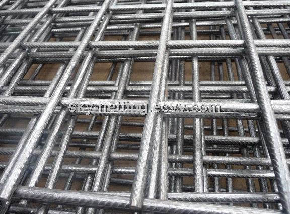 Construction Reinforced Concrete Mesh  6 m x 2.4 m