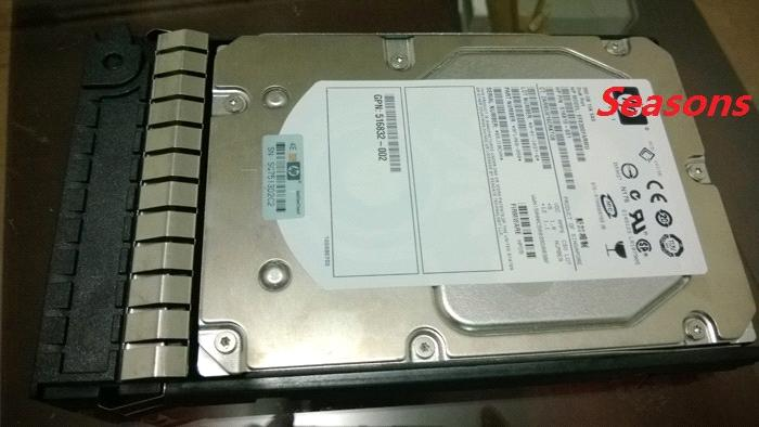 HP 516814-B21 517350-001 300GB 15K 6G LFF 3.5/'/' SAS HDD FOR DL160 DL165 DL180 G5