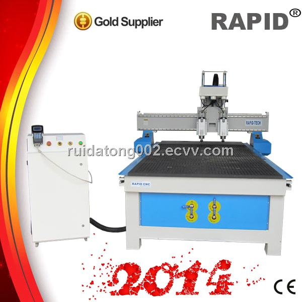 High configuration cnc wood router