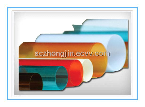 PVC/PVDC barrier film for medicines