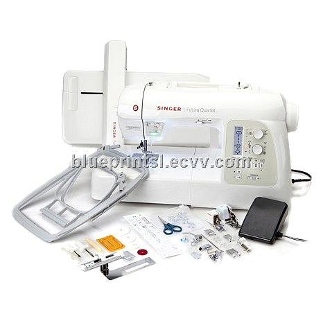 Singer AllinOne Embroidery And Sewing Machine Purchasing Souring Gorgeous All In One Sewing Machine