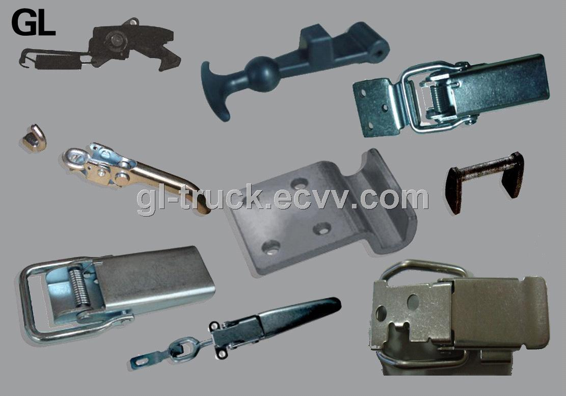 Truck Box Parts Toggle Fastener, Toggle Hook, Latch, Buckles