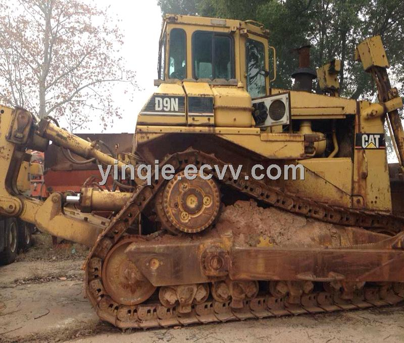 Used  Crawler Bulldozer Caterpillar D9N