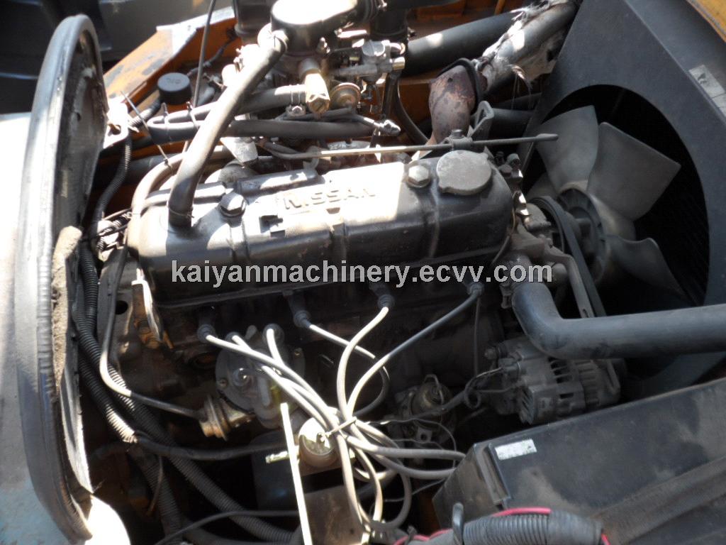 Used TCM 3T Forklift Diesel Engine ...