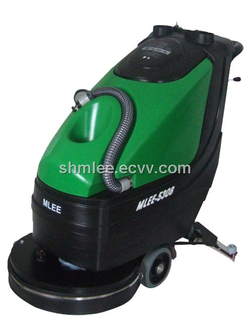 multi-function floor scrubber