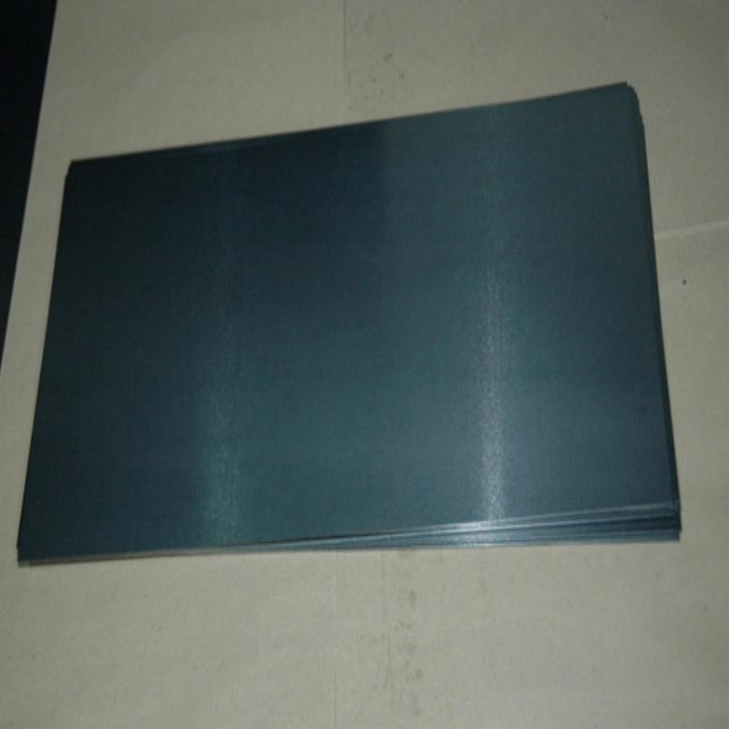 titanium heat exchanger sheet