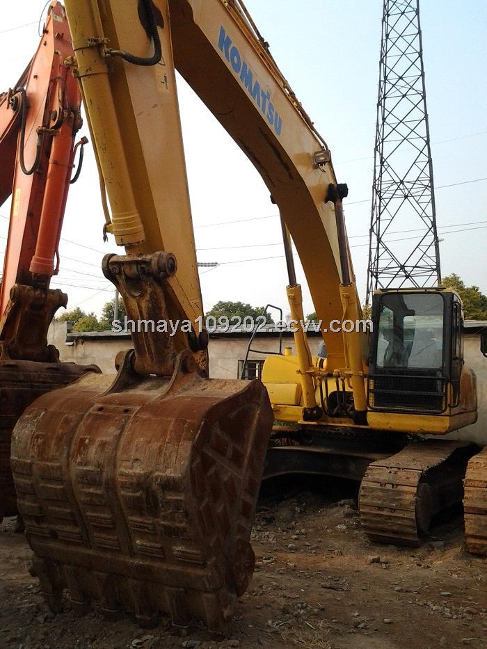 Used Komatsu Excavator PC330-7 from China Manufacturer, Manufactory