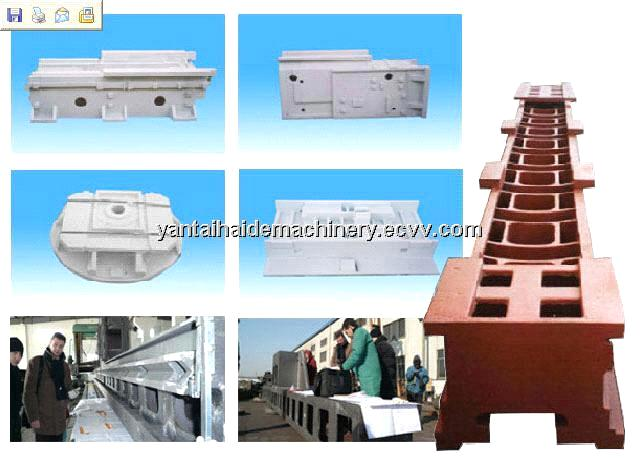 nodular iron / steel castings