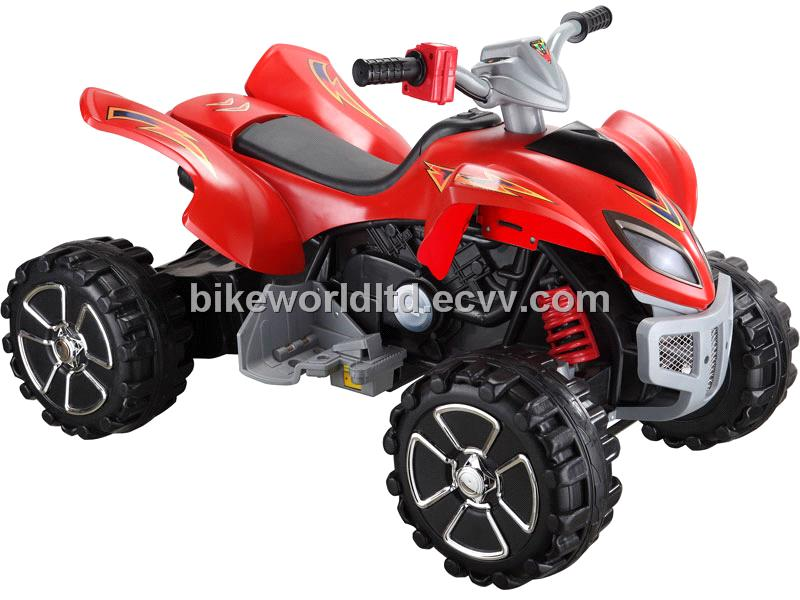 Kids Electric 12 Volt 2-Speed Sporty ATV