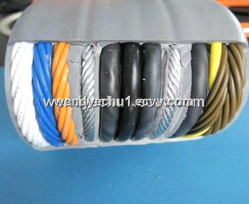 Flat PVC Insulated Cord For Lifts