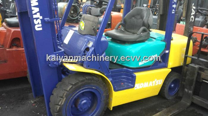 Used Forklift Komatsu FD30T-14 Ready for Work