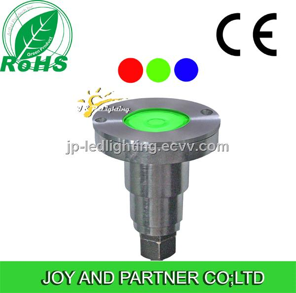3w LED Underwater Light for Swimming Pool with Stainless Steel
