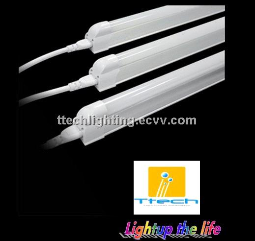 9W T5 LED Tube with 600mm length,Milky cover