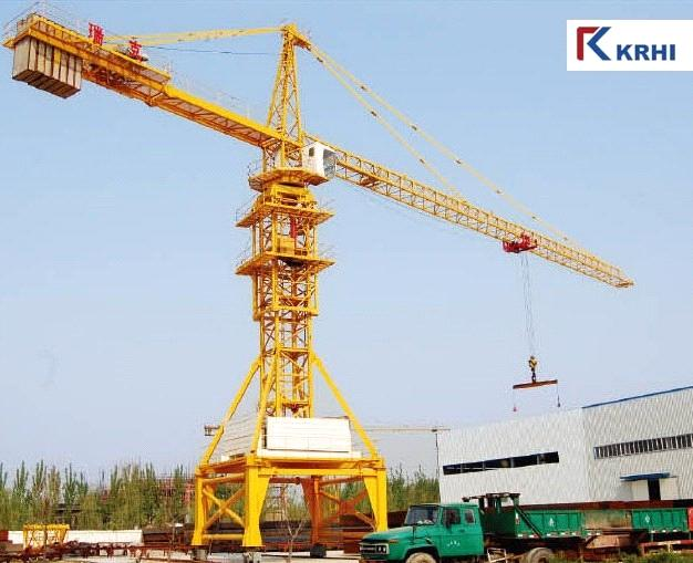 A leading one of tower crane manufacture