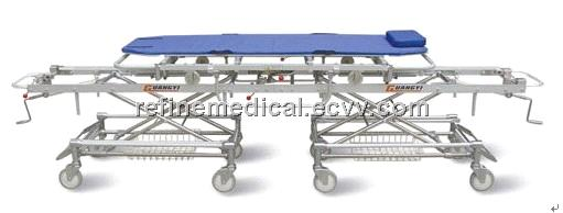 Aluminum-Alloy Medical Exchanging Trolley Model LYJ-B