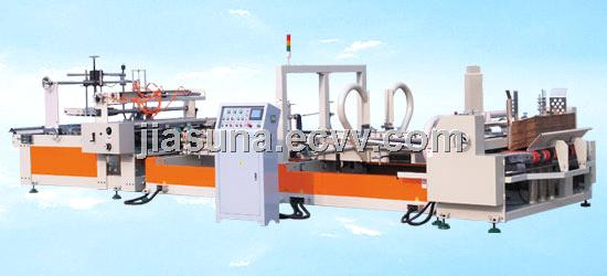 Automatic Folder Gluer Machine with Beer Box Folding (JH-2000