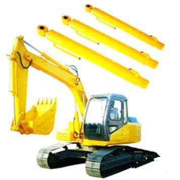 Excavator Hydraulic Cylinder, Excavator Parts
